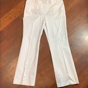 Isaac Mizrahi Flare Bottom Pants